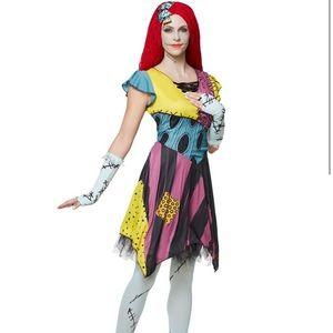 Sally Nightmare Before Christmas Halloween Costume